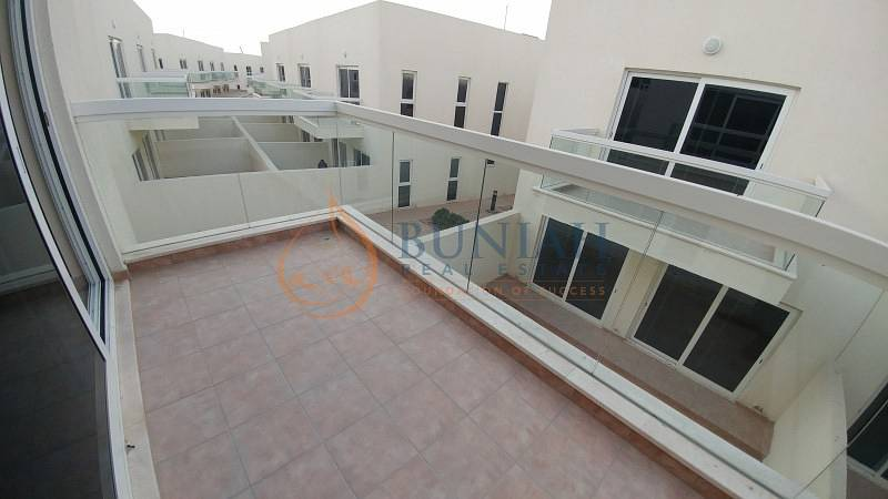 Rented new corner Town house For sale in warsan Village  with payment plan