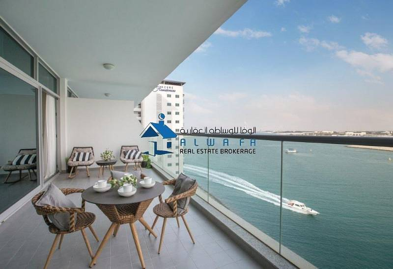 Full Sea View 2 BR Apartment | Pay 5% and Move In | Sale.