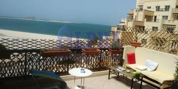1 Bedroom Apartment for Sale in Al Marjan Island, Ras Al Khaimah - Astounding Sea View|1BR| Kahraman | Bab Al Bahr |
