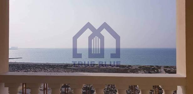 1 Bedroom Apartment for Rent in Al Hamra Village, Ras Al Khaimah - 999 with full Sea View