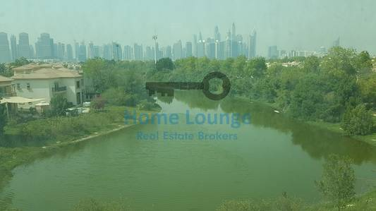4 Bedroom Villa for Rent in Jumeirah Islands, Dubai - LOVELY EUROPEAN STYLE 4 BR| LAKE VIEW| GOOD LOCATION|VACANT