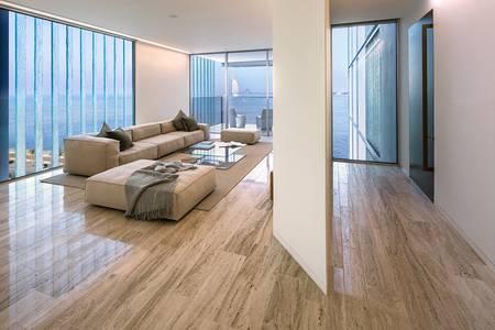 بنتهاوس 5 غرفة نوم للبيع في نخلة جميرا، دبي - Lovely 5BR Penthouse with Huge Private Terrace and Views of Dubai Skyline