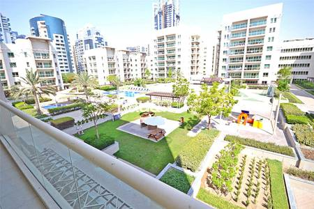 2 Bedroom Flat for Sale in The Greens, Dubai - 19 Unit | With Study | Negotiable | VOT