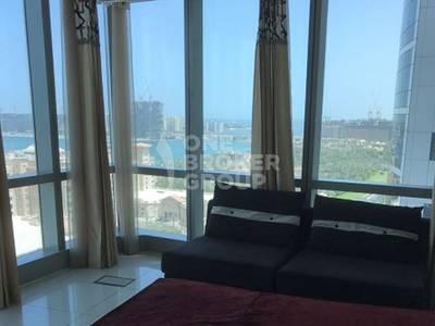 فلیٹ 3 غرفة نوم للبيع في دبي مارينا، دبي - 3 BR Apt. Sea View ! Vacant on Transfer