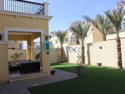 4 Bedroom Villa for Rent in Jumeirah Park, Dubai - Beautiful Four Bed Villa+Maid w/ Balcony