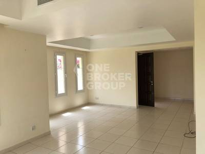 3 Bedroom Villa for Sale in The Springs, Dubai - VOT |Springs Type 2E| Pool and Park View