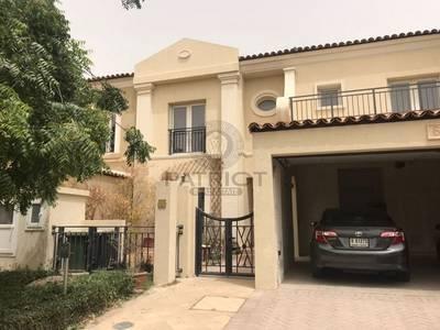 3 Bedroom Villa for Rent in Motor City, Dubai - Motorcity Green Community- 3BR+Maids Room- Lake View