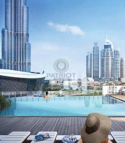 2 Bedroom Apartment for Sale in Downtown Dubai, Dubai - DLD 4% FREE
