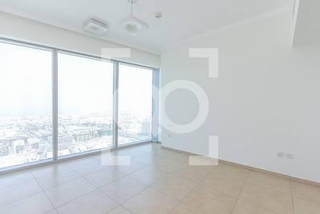 2 Bedroom Flat for Rent in Downtown Dubai, Dubai - Sea View|High Floor|Chiller & Maintenance Free