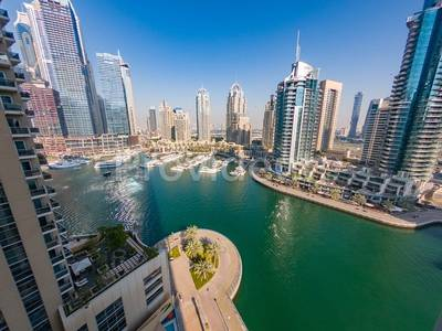 2 Bedroom Apartment for Rent in Dubai Marina, Dubai - New in town|Latest 2 BR Layout|Quality Living