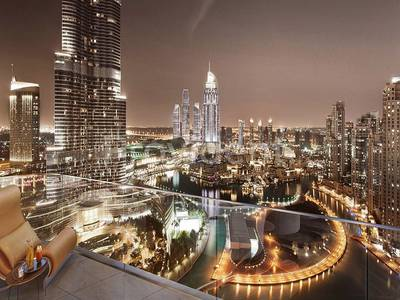 Floor for Sale in Downtown Dubai, Dubai - Luxury Half Floor Penthouse in Downtown