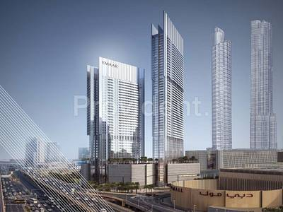 2 Bedroom Flat for Sale in Downtown Dubai, Dubai - Luxury 2BR with Direct Link to Dubai Mall