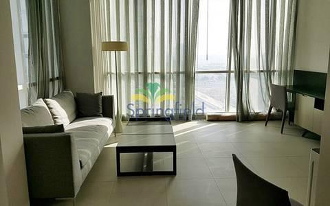 استوديو  للايجار في الصفوح، دبي - Fully Furnished Unit |Burj Al Arab Views