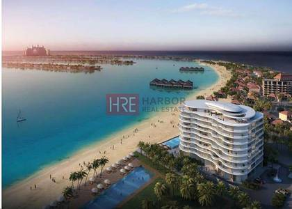 1 Bedroom Flat for Sale in Palm Jumeirah, Dubai - Palm View