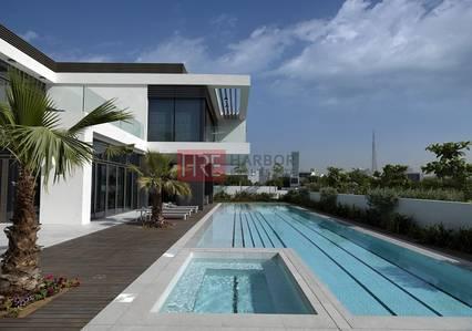 7 Bedroom Villa for Sale in Mohammad Bin Rashid City, Dubai - Contemporary Design Mansion in Heart of Dubai