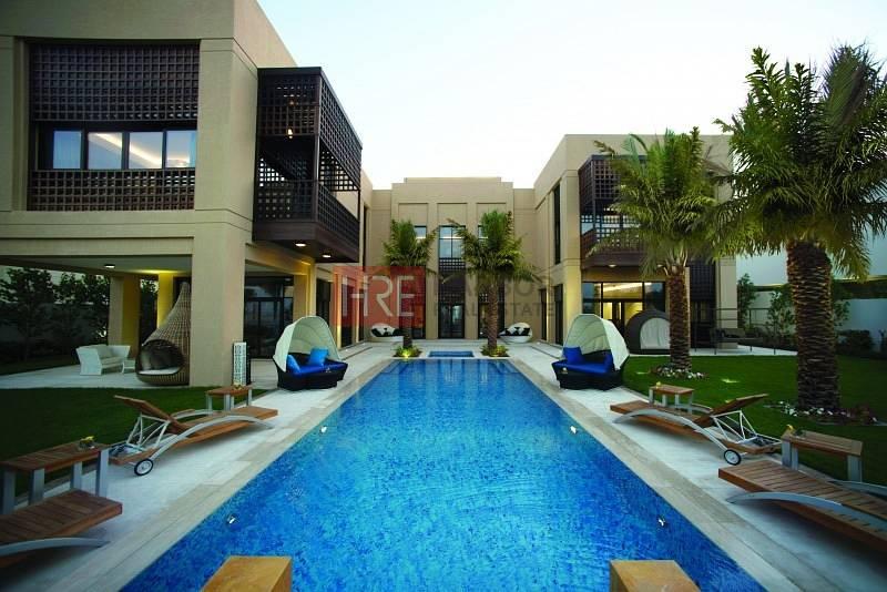 Modern Arabic Style Mansion in the Heart of Dubai