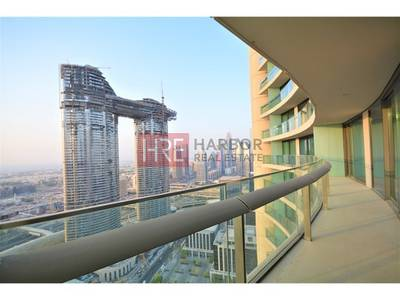2 Bedroom Flat for Sale in Downtown Dubai, Dubai - Must See! Full Sea View