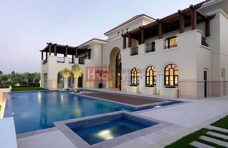 7 Bedroom Villa for Sale in Mohammad Bin Rashid City, Dubai - Amazing Luxury Mansion in a Private Island