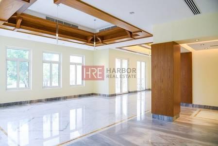 5 Bedroom Villa for Sale in Jumeirah Golf Estate, Dubai - Luxurious Custom-built 5BR + Breathtaking Full Golf View