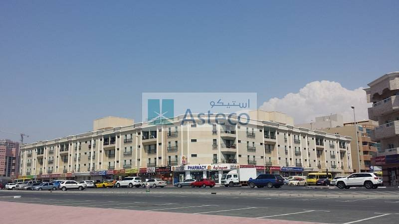 16 Studio Offered @ promotional rate Al Mamzar building