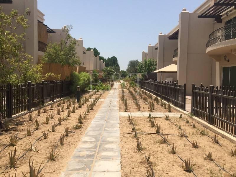Own your 2BR villa in seashore compound