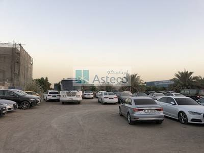 Open Yard For Rent With Access From SZR & Khail Roads