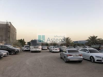 ارض صناعية  للايجار في القوز، دبي - Open Yard For Rent With Access From SZR & Khail Roads