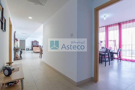 4 Bedroom Penthouse for Sale in Al Raha Beach, Abu Dhabi - Amazing 4BR Penthouse with magnificent view in Al Raha Beach