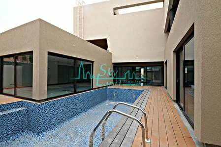 4 Bedroom Villa for Rent in Umm Suqeim, Dubai - UNIQUE CONTEMPORARY 4 BED CONDO WITH PRIVATE POOL IN UMM SUQEIM 1