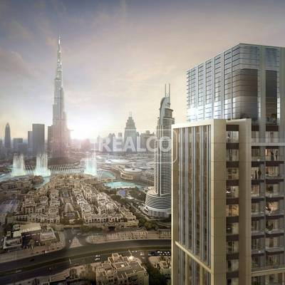 1 Bedroom Apartment for Sale in Downtown Dubai, Dubai - PAY 5% & OWN 1BR IN DOWNTOWN - NO COMMISSION