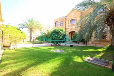 5 Bedroom Villa for Rent in Al Barsha, Dubai - AMAZING 5 BED+M VILLA WITH BIG GARDEN AND POOL IN AL BARSHA 2