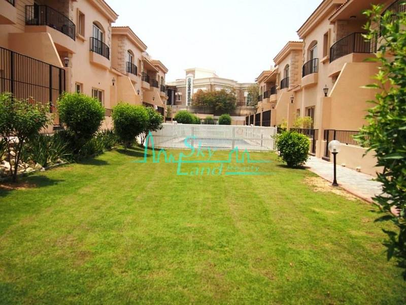 2 MONTH FREE!STUNNING  5BED VILLA WITH SHARED POOL IN UMM SUQEIM 1