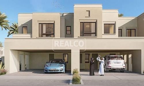 3 Bedroom Townhouse for Sale in Town Square, Dubai - 3BR l Flexible Payment Plan l No Commission