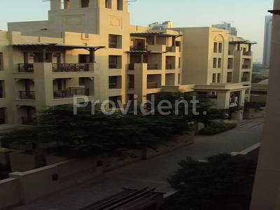 1 Bedroom Flat for Rent in Old Town, Dubai - Nice 1 BR|Kitchen Equipped| Middle Floor