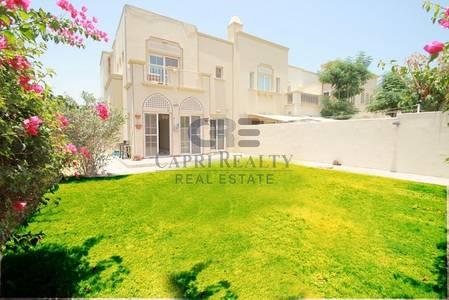 3 Bedroom Villa for Sale in The Springs, Dubai - SINGLE ROW NEAR LAKE|TYPE 3E | SPRINGS 3
