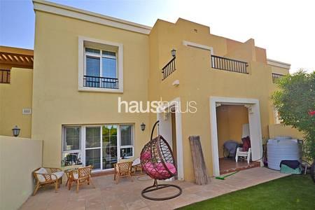 3 Bedroom Villa for Sale in Arabian Ranches, Dubai - Park backing 1M| Quiet location| Vacant|