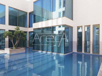 Exquisite 4 Master Bed Villa! Private Pool, Built in Elevator in Bain Al Jessrain