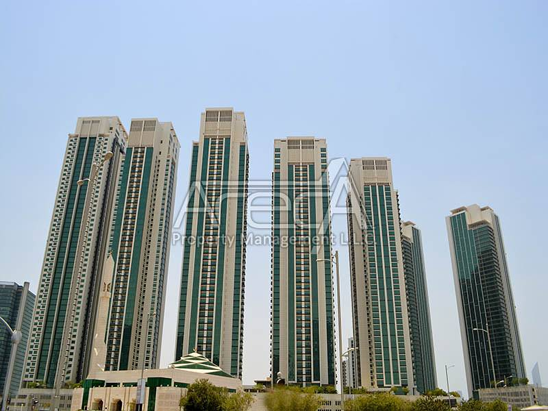 Perfect Investment Deal! Superb 2 Bed Apt in Al Maha Tower with Huge Returns!