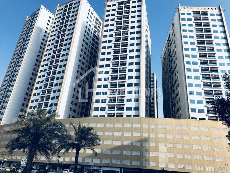 Studio flat for Rent in Ajman Pearl Tower, Ajman