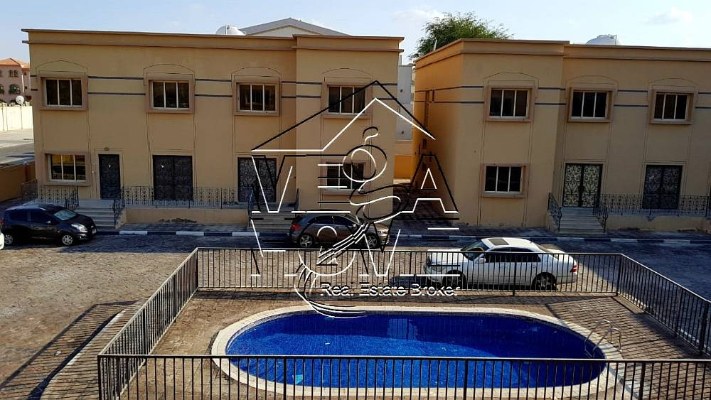 Spacious 4 Master Bed Villa w/ Sheared pool Only 110K