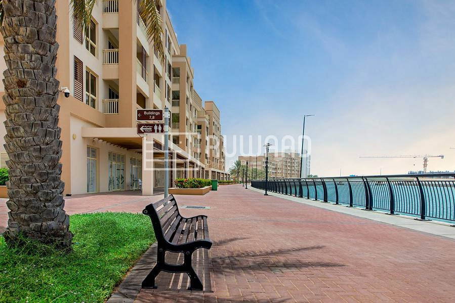 Big Studio for Rent in Mina Al Arab, Rak