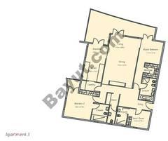 2 Bedroom Apt J Building Type 3