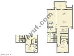 2 Bedroom Apt N Building Type 4