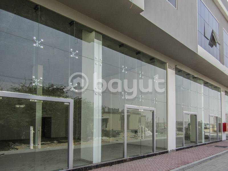 No Commission Ware house for rent in Al Jurf opposite jail& civil defense 3200 ground 1200 mezz