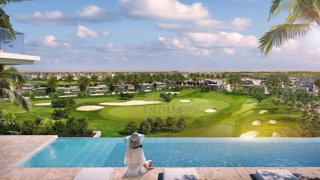 Luxury Golf Suites | 2% DLD Waiver