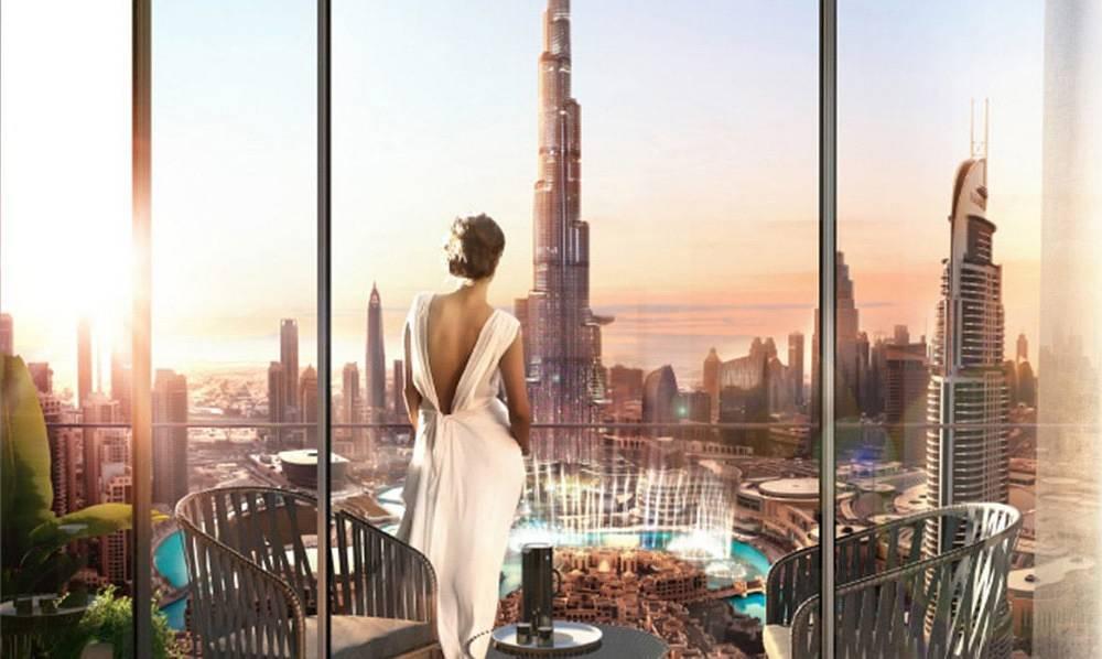 Pay 16,000 per month Live a few steps from Burj khalifa