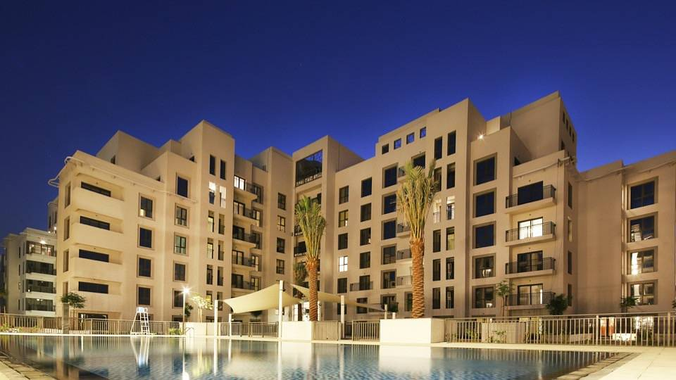 Pay AED 9500 per month and own apartment in the best place in Dubai