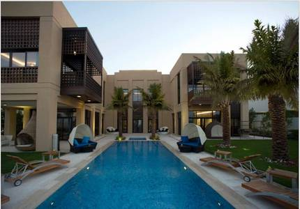 Villa in the most beautiful areas of Dubai