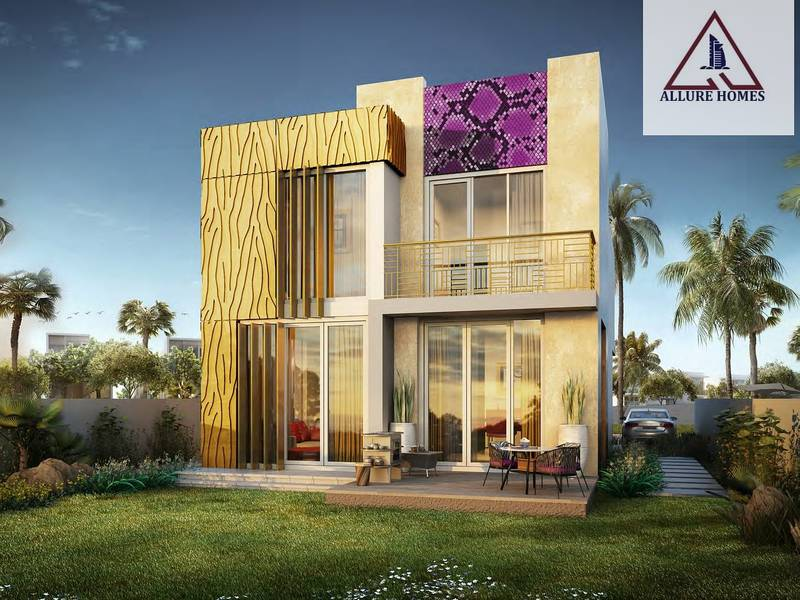 Pay 10% nd get Classy Cavalli Villa with Post Handover Payment Plan