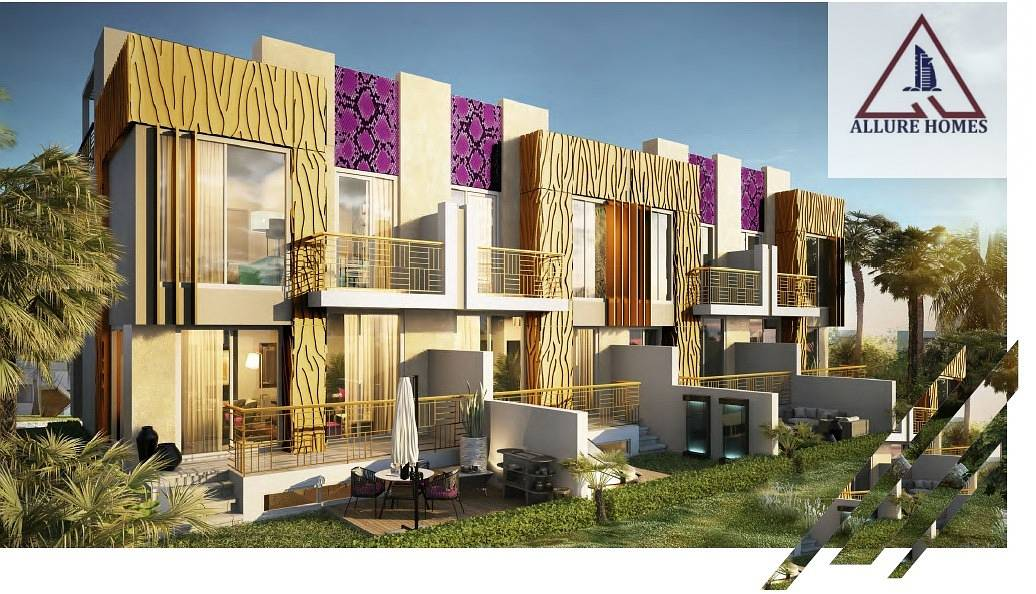 2 Pay 10% nd get Classy Cavalli Villa with Post Handover Payment Plan
